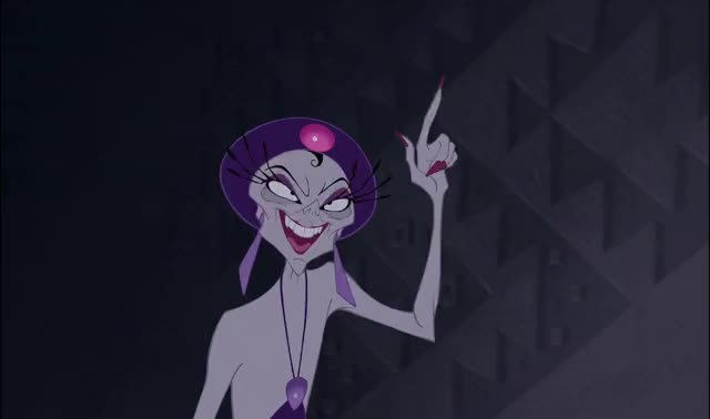 Watch Visible confusion GIF by @chuckycheezus on Gfycat. Discover more 1080p, alien, clip, disney, drone, emperor, family, fantasy, film, fun, hd, life, movie, past, plant, pollution, scene, ship, space, yzma GIFs on Gfycat