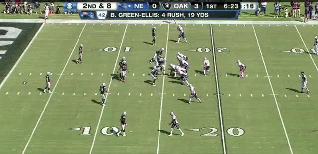 Watch and share 2011: Brady To Welker 15 Yard TD GIFs on Gfycat