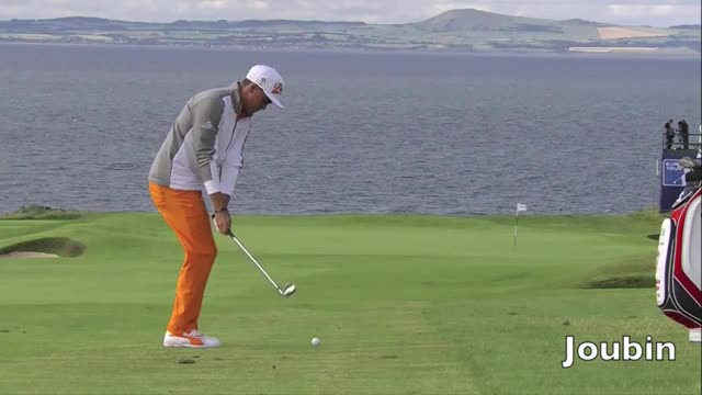 Watch and share Rickie Fowler ● Slow Motion Swing ● Scottish Open 2015 GIFs on Gfycat