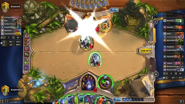 Watch Loved this Brawl GIF by KingNothing2000 (@kingnothing2000) on Gfycat. Discover more hearthstone GIFs on Gfycat