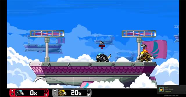 Watch Buffered baby dash GIF by @sino5 on Gfycat. Discover more Rivalsofaether GIFs on Gfycat
