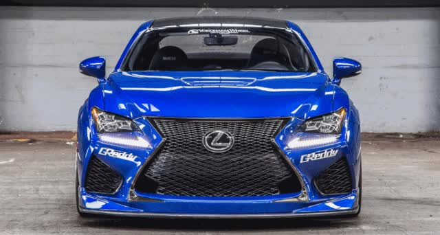 Watch and share Best Of SEMA – 2015 Lexus RC F By Gordon Ting In 27 High-Res Photos! GIFs on Gfycat