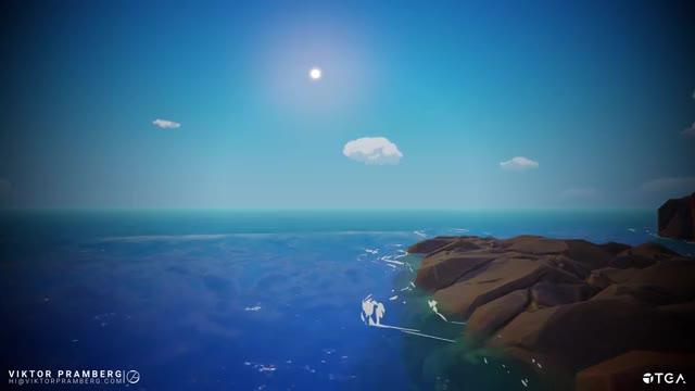 Watch and share Looping Ocean GIFs by viktorpramberg on Gfycat