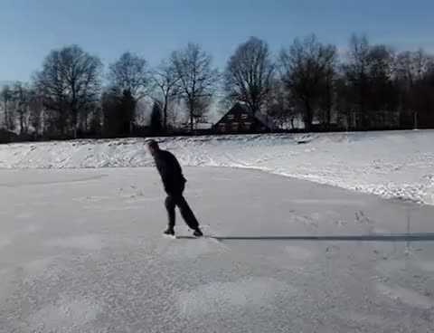 Watch this ice skate GIF on Gfycat. Discover more fall, ice skate, ice skating GIFs on Gfycat