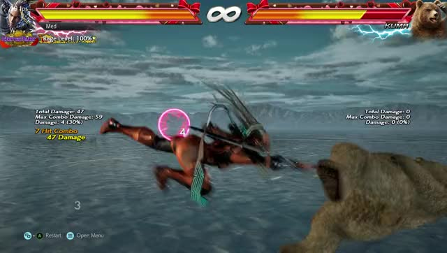 Watch tekken (06) GIF on Gfycat. Discover more tekken GIFs on Gfycat