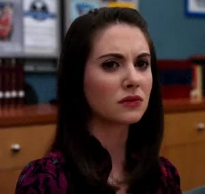 Watch and share Alison Brie GIFs on Gfycat