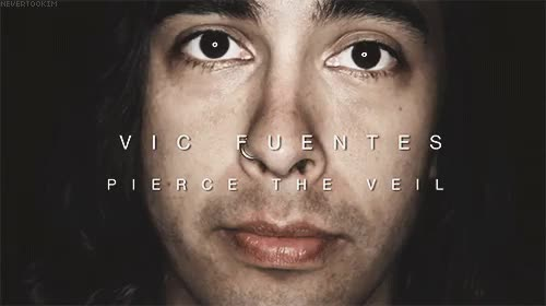 Watch and share Pierce The Veil GIFs and Victor Fuentes GIFs on Gfycat