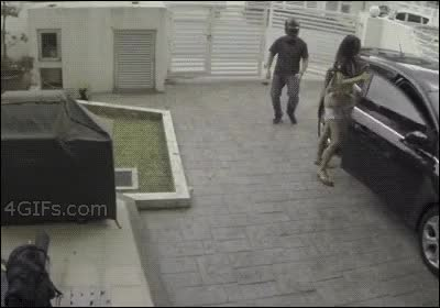 Watch and share Robbery Fails GIFs on Gfycat
