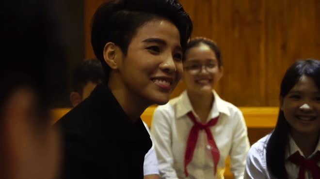HLV Vũ Cát Tường thực hiện MV nhạc thiếu nhi tình cảm dành tặng học trò