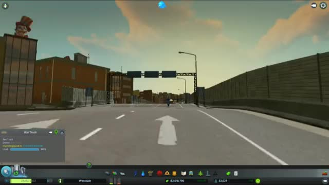 Watch and share From This Angle, My Cims' Weird Lane Switching Starts To Look Like An Badass Street Race. (reddit) GIFs on Gfycat