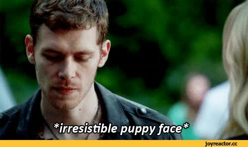 Watch re action GIF on Gfycat. Discover more joseph morgan GIFs on Gfycat