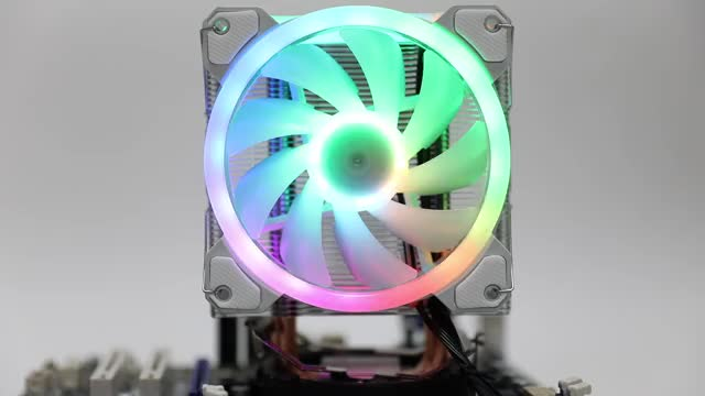 Watch and share UGEE KOREA UGC-MAX1 CPU Cooler, All Compatible Socket GIFs by com24exp on Gfycat