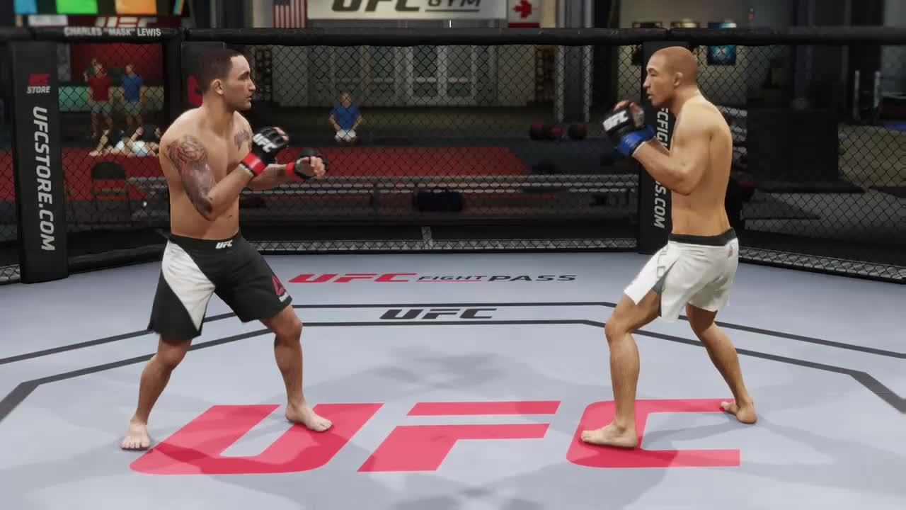 EASPORTSUFC2, MavsFan1012, mma, xbox, xbox dvr, xbox one, UFC 2 Footwork GIFs