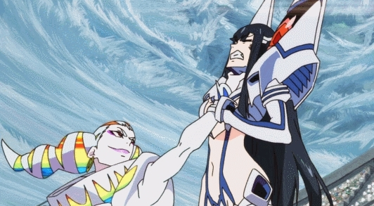 respectthreads, Satsuki and motherly love :( GIFs