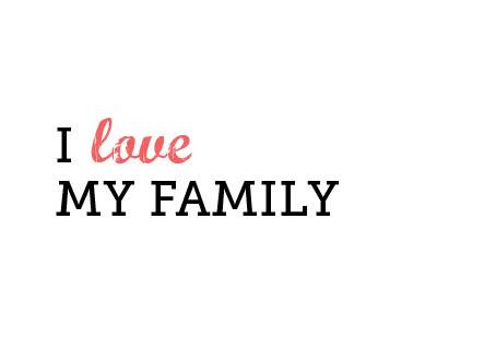 Love My Family GIFs