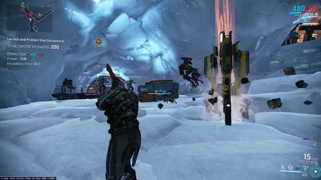 Watch and share Warframe GIFs by ctrl_left-click on Gfycat