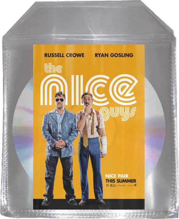 Watch and share The Nice Guys GIFs by ricks on Gfycat