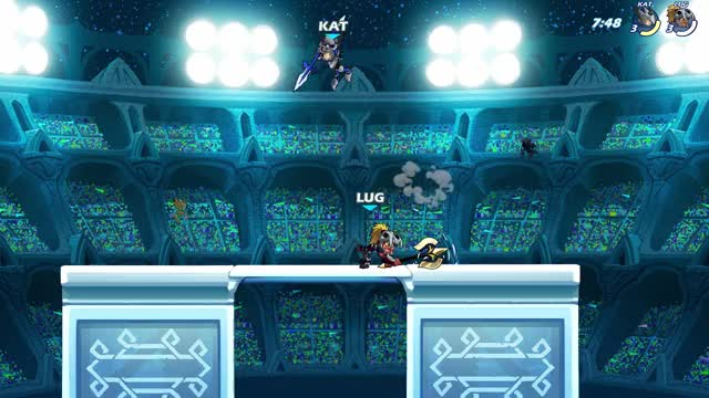Watch and share Brawlhalla GIFs and Balanced GIFs by luggnagg on Gfycat