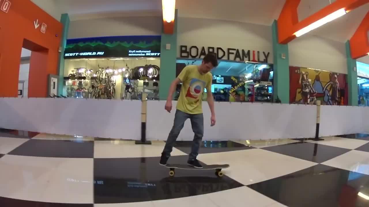 longboarding, Alex Makeev in СпортEX GIFs