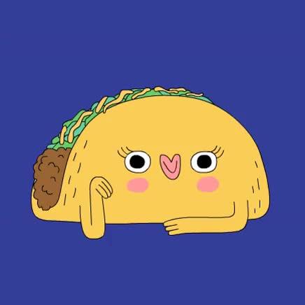 Watch and share Taco Tuesday! · AliFunny GIFs on Gfycat
