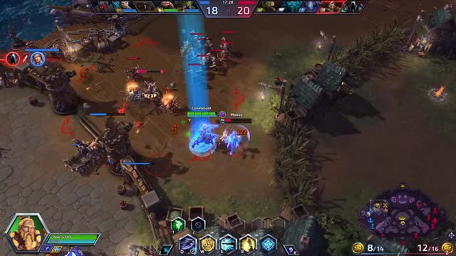 Watch and share Vlc-record-2019-03-09-12h40m33s-Heroes Of The Storm 2019.03.01 - 23.20.14.02.DVR.mp4- GIFs by The Lonely Goat on Gfycat