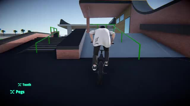 Watch and share Bmx Streets GIFs and Gaming GIFs by Nocturnal on Gfycat