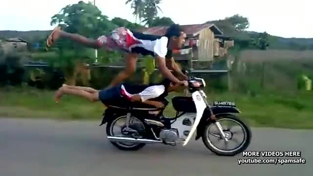 Watch and share Deathdefying Stunts GIFs and Motorcycle Stunts GIFs on Gfycat