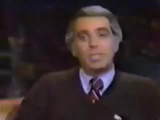Watch Kiss Tomorrow show with Tom Snyder part 2 GIF on Gfycat. Discover more related GIFs on Gfycat