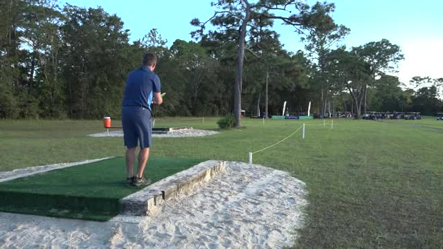 Watch MPO Finals 2018 DGPT Championship - B9 | Nate Sexton hole 15 drive GIF by Benn Wineka UWDG (@bennwineka) on Gfycat. Discover more Sports, dgpt, disc golf, disc golf pro tour GIFs on Gfycat