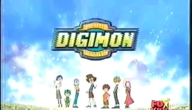 Digimon Intro GIFs