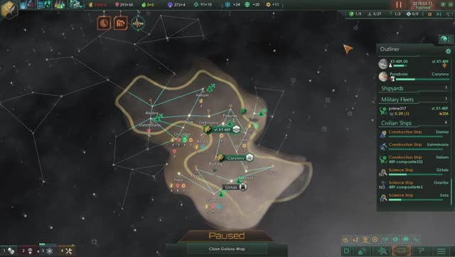 First colony without a colony ship GIF by (@myaut) | Find, Make