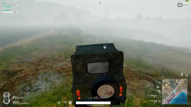 Watch PUBG Foggy Driving GIF by @captnwalker1 on Gfycat. Discover more fog, pubg GIFs on Gfycat