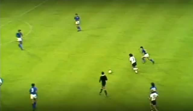 Watch and share Marco Tardelli - Italy World Cup Final '82 GIFs on Gfycat