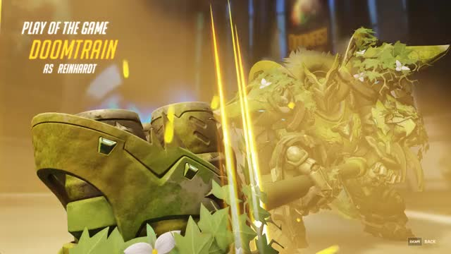 Watch and share Overwatch GIFs by doomtrain214 on Gfycat