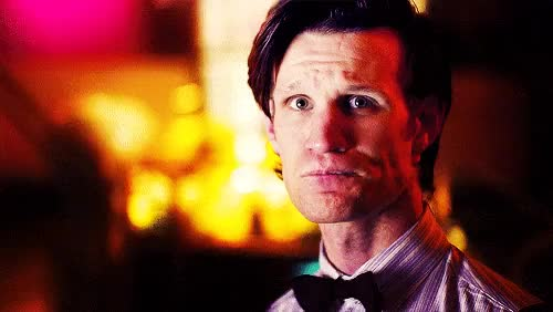 Watch im scared GIF on Gfycat. Discover more matt smith GIFs on Gfycat