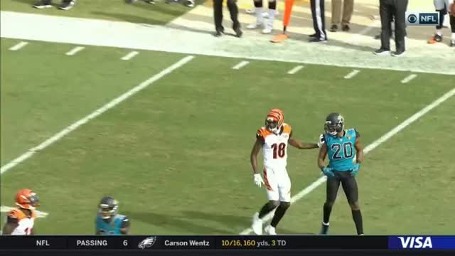 Watch AJ Green / Jalen Ramsey Brawl GIF on Gfycat. Discover more brawl, jaguars, nfl GIFs on Gfycat