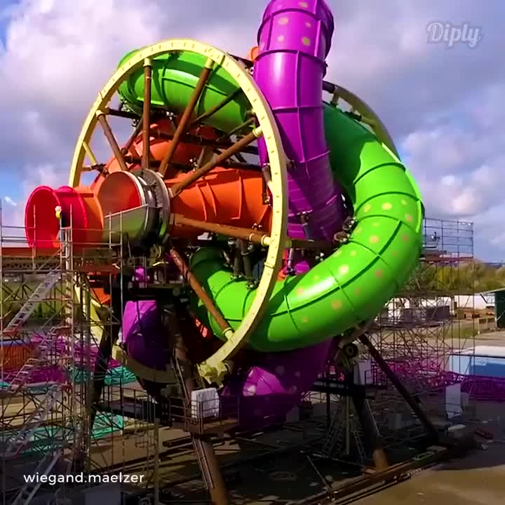 knotted water slide GIFs