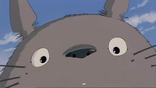 Watch and share Totoro Smile.gif GIFs by Streamlabs on Gfycat