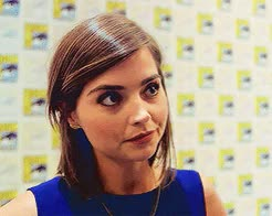 Watch the north remembers. GIF on Gfycat. Discover more comiccon15, i miss giffing ):, its been a while, jenna coleman, mygifs, mystuff GIFs on Gfycat