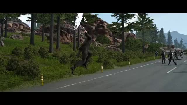 Watch and share Ragnarok Warpstrike GIFs and Noctis GIFs by skyrae-x5 on Gfycat