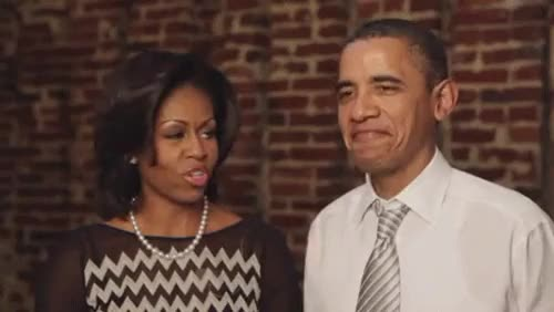 Watch and share Michelle Obama GIFs and Barack Obama GIFs on Gfycat