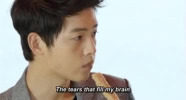 Watch and share Song Joong Ki GIFs on Gfycat