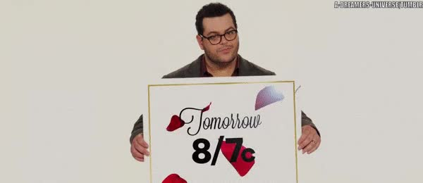 Watch and share Josh Gad GIFs on Gfycat