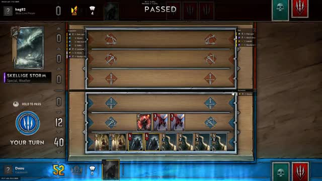 Watch 4 ocvists infinite loop GIF by @deou12 on Gfycat. Discover more gwent GIFs on Gfycat