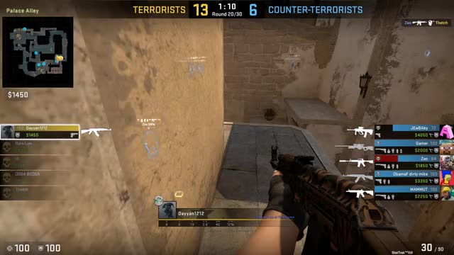 Watch and share CSGO Ace GIFs by Dayyan Khan on Gfycat