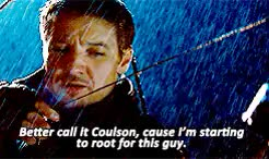 Watch and share Clint Barton GIFs and Brockrumlow GIFs on Gfycat