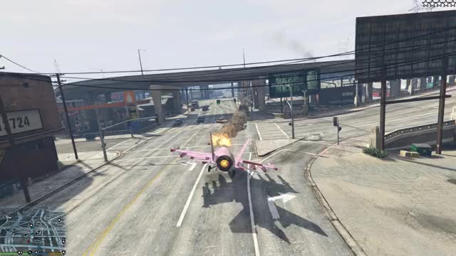 Watch and share Gtav GIFs by YahwehIG on Gfycat