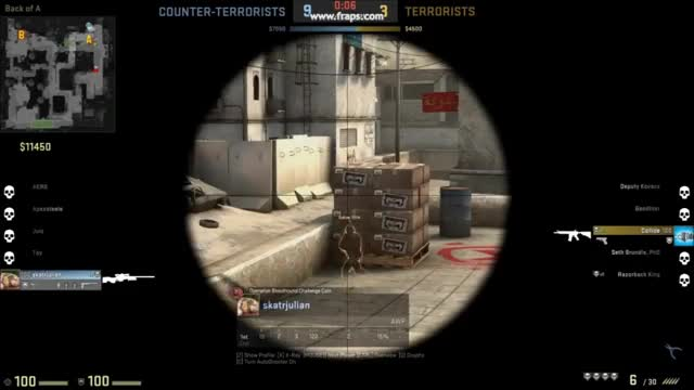 Watch and share CS:GO Fail GIFs by aer0 on Gfycat