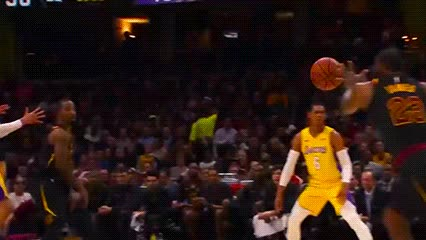121417, lebron james, LeBron James — Cleveland Cavaliers GIFs