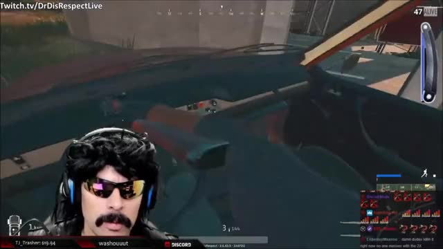DrDisRespect's 15-KiII Solo Game on Battlegrounds!